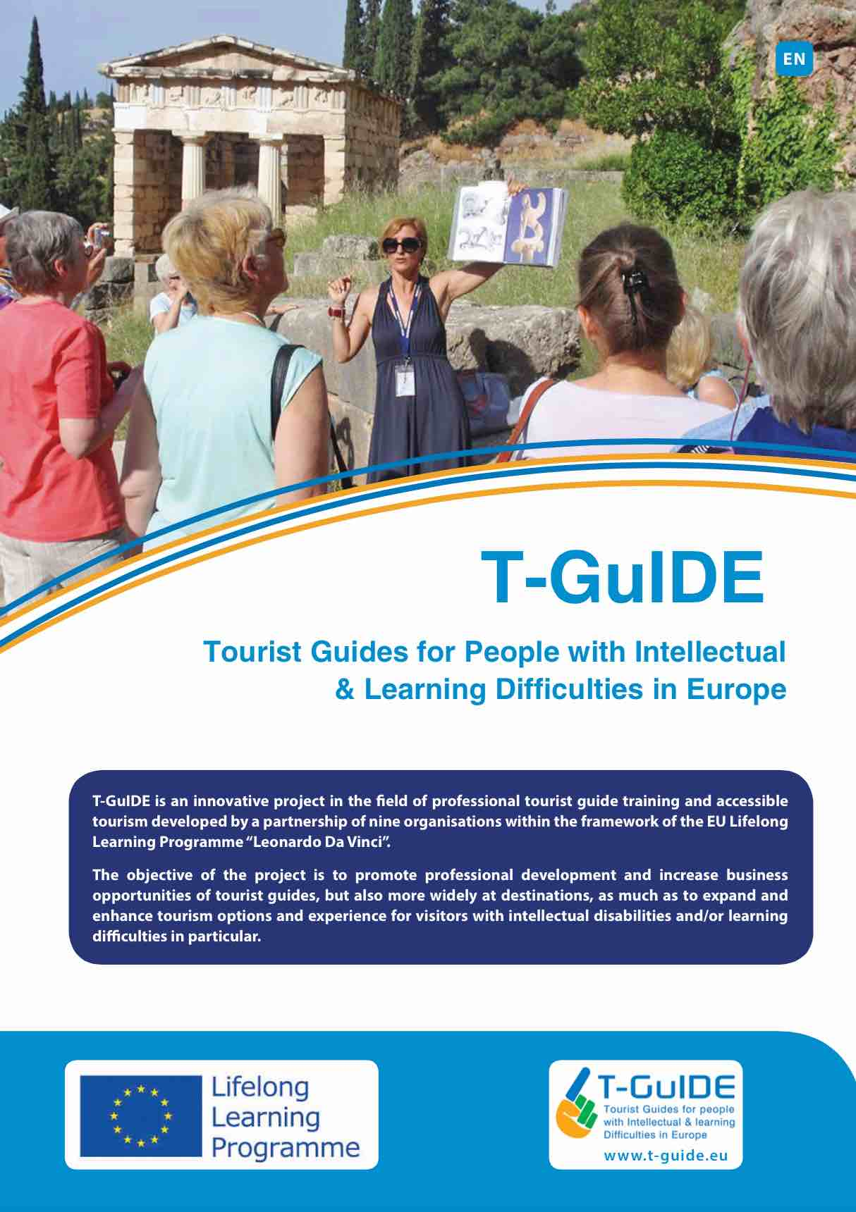 T-GuIDE booklet cover image